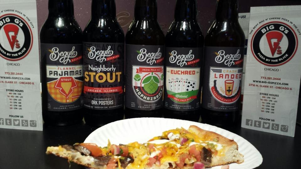 Pizza & Beer Pairing Event