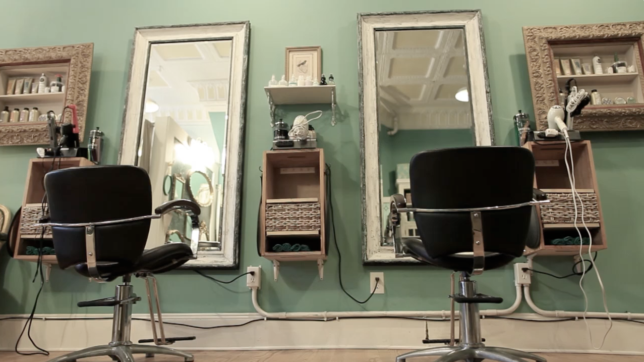Prestigious Salon Video Background
