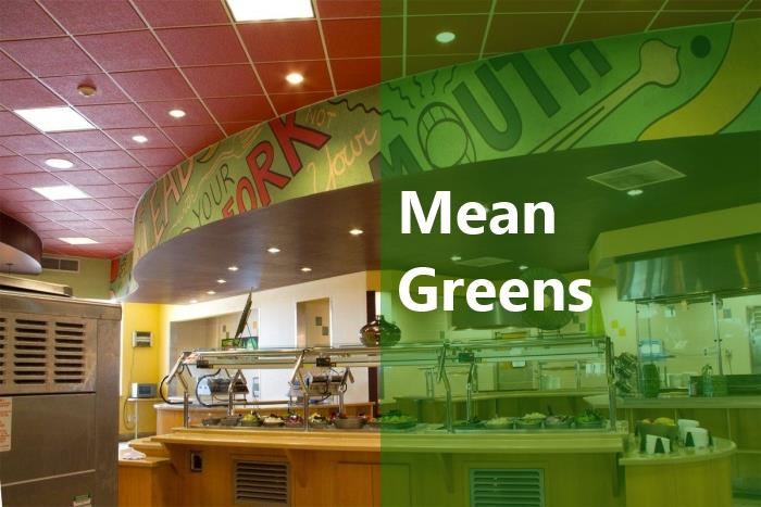 Unt resident dining locations university of north texas for U of t dining hall