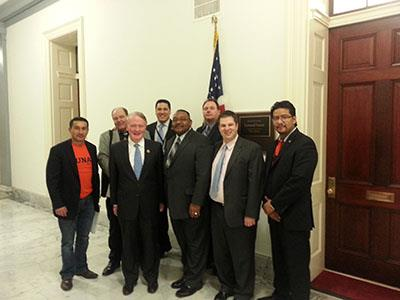 LIUNA Leaders w Congressman Leonard Lance.jpg