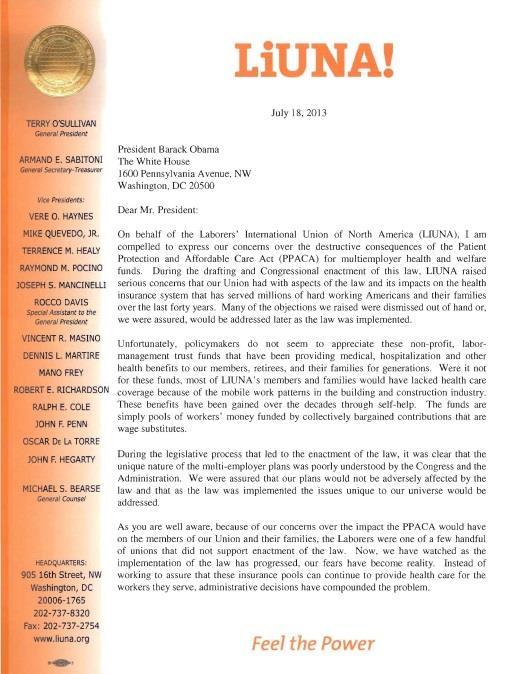 President Obama Letter - PPACA 1.jpg