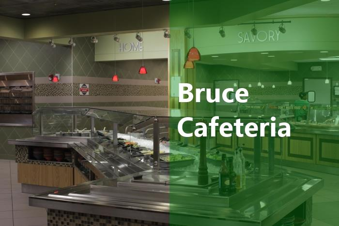 West Cafeteria Menu Unt