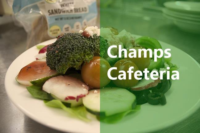 Champs Cafeteria