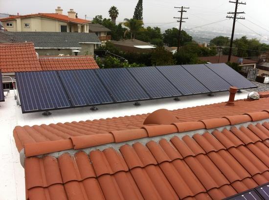 Solar Los Angeles Orange County Chandler S Roofing